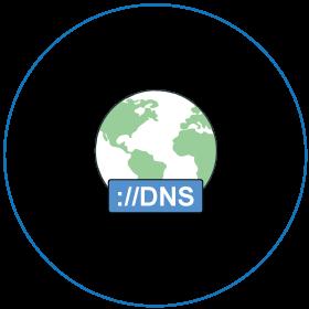 ติดตั้งแก้ไข DNS