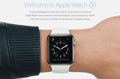 Apple ออกวีดีโอการใช้ Apple Watch