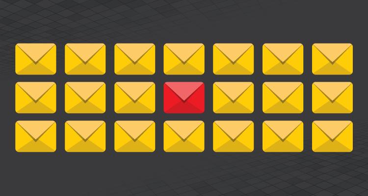 อีเมลขยะและไวรัส