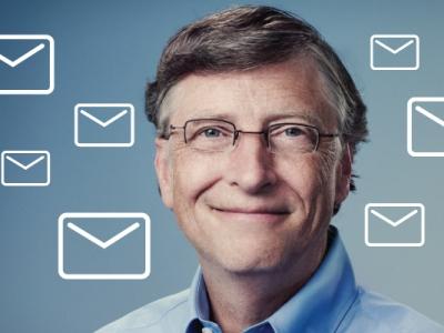จัดการอีเมลอย่าง Bill Gate
