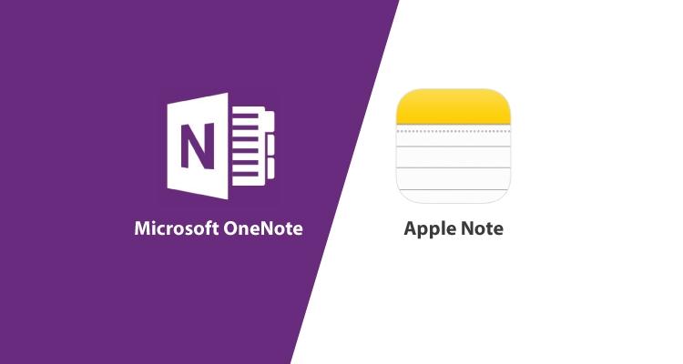 App ไหนดีที่สุดสำหรับคุณ ระหว่าง Notes กับ OneNote
