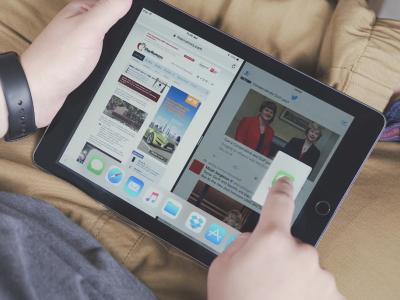พบฟีเจอร์ Drag and Drop ใน iOS 11 สำหรับ iPhone ซ่อนอยู่!!