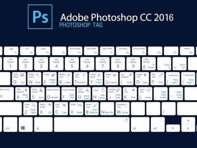 [Tips] รวมคีย์ลัดโปรแกรม Photoshop ทั้ง Windows และ macOS