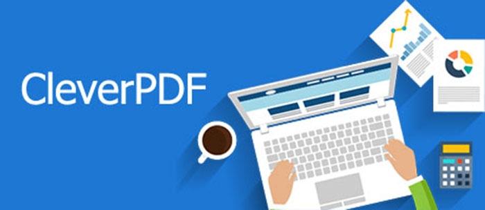 CleverPDF เว็บออนไลน์แปลงสารพัดไฟล์เป็นไฟล์ PDF ได้ง่าย ๆ