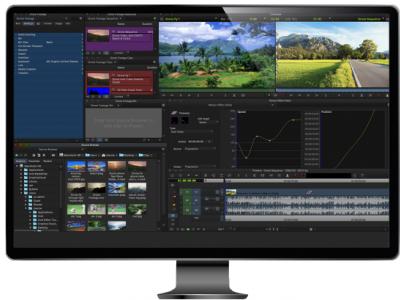 Media Composer First โปรแกรมตัดต่อวีดีโอระดับมืออาชีพ
