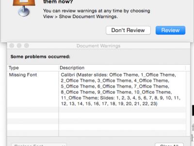 Microsoft Office แนบฟอนต์ไป เปิดที่ไหนก็ไม่เพี้ยน