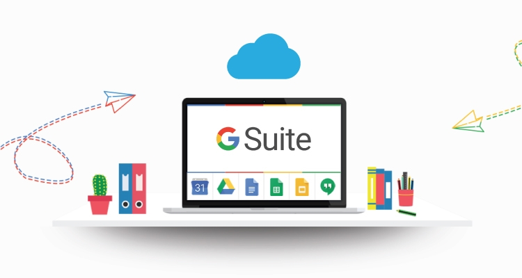 G suite Cloud Email Hosting