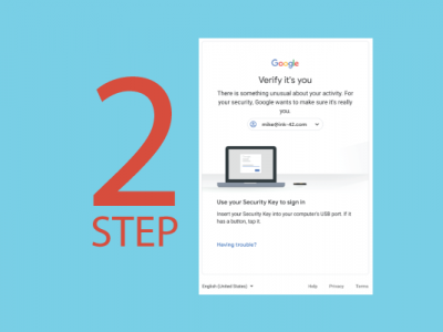 G suite update 2-Step Verification