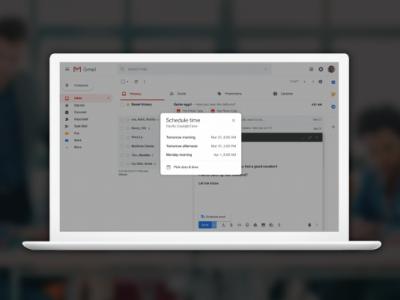 G suite เพิ่ม feature Schedule Send ช่วยกำหนดเวลาส่งอีเมล