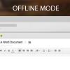 Google ปล่อยฟีเจอร์รองรับการใช้งาน Docs, Sheet และ Slide ในโหมดออฟไลน์