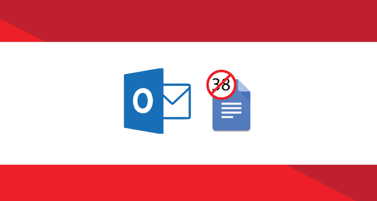 Microsoft แบน 38 file Extension ใน WEB-Based Outlook