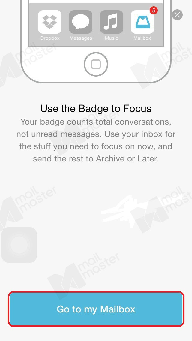 iOS Mailbox App | Blog | Mail Master | Email Hosting ...